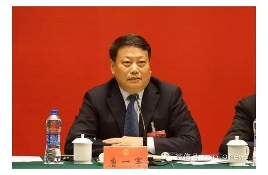 宁波政协主席唐一军被提名市长 曾有纪检经历