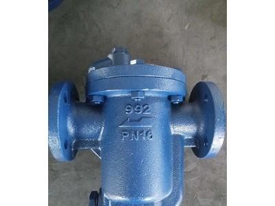 980系列/990系列倒吊桶式蒸汽疏水阀