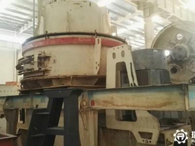 出售大华生产PLS-1200立式冲击破